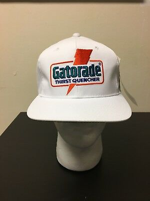 7ccbe165f79 NEW! NWT VINTAGE Gatorade Sports Specialties Adjustable Snap Back ...