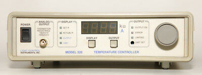 LIGHT CONTROL INSTRUMENTS Model 320 Laser Diode Temperature Controller LCI LDTC