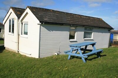 Booking being takern for 2019 at 2018 prices. St Ives Bay Wee Cott 3 Bed Chalet