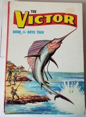 Victor Book for boys 1968