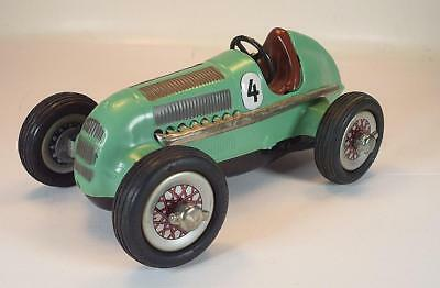 Schuco Nr. 1050 Studio Mercedes Grand-Prix grün #4 Replica #1350