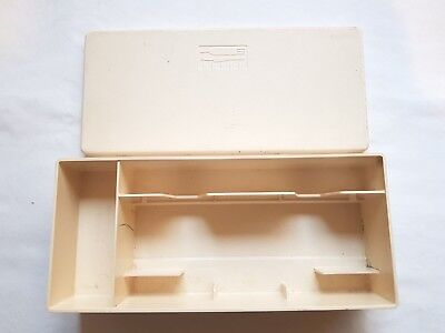 Tb20 Brother Knitting Machine Punch Card Kh710 Kh588 Tool And Accessory Box