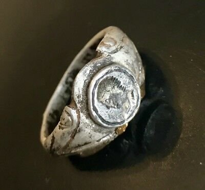Anicent Roman Silver Ring