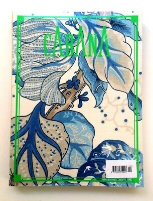 Cabana Magazine Issue 9 rare blue cover by Kravet new & sealed