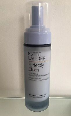 150ml Estee Lauder Perfectly Clean Triple Action Cleanser/Toner/Make Up Remover