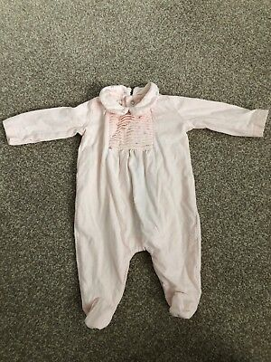 Mamas And Papas Baby Girl Babygrow Newborn