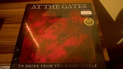 At THE Gates To drink from the night itself picture vinyl ltd.auf 500 worldwide