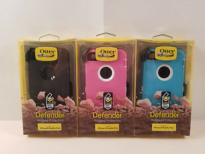 Rugged Case by Otterbox DEFENDER for iPhone 6s Plus & 6 Plus - MULTI-COLOR