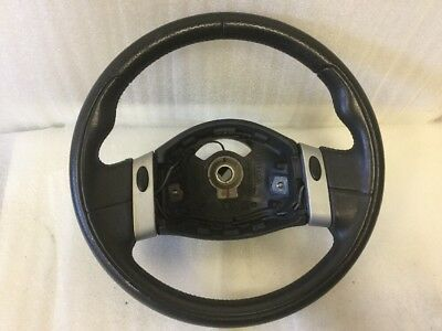 BMW Mini Cooper One S & JCW 2 Spoke Hand Stitched Leather Steering Wheel R50 R53