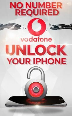 Fast Unlock Service For Iphone Xs Xs Max And Xr Service For Vodafone Uk
