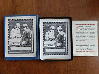 45 MEDICAL SURGERY  Ex Libris Bookplates Antioch Publishing Harry Roth With Box
