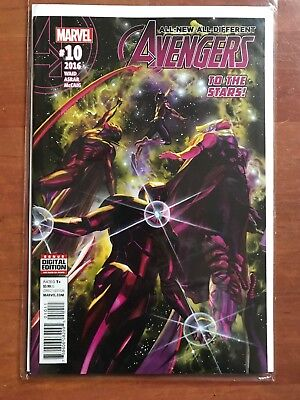 All-New All-Different Avengers issue #10