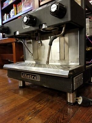 Astra Mega II C (Compact) Commercial Espresso Machine - Needs to be Refurbished