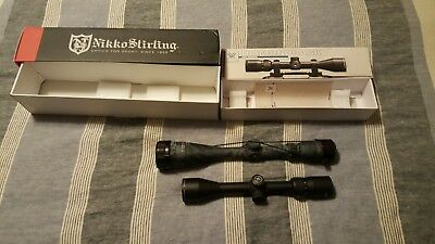 Vortex Diamondback BDC Deadhold 4-12x40 used rifle scope. Excellent condition