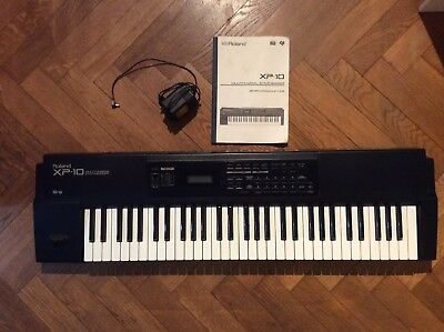 Roland XP-10 Multitimbral Synthesizer