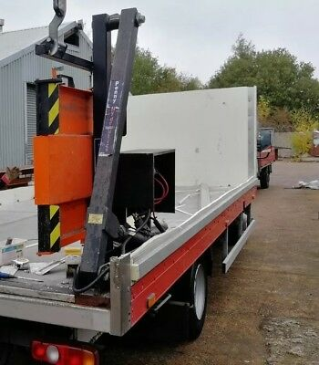 Penny Hydraulics Hiab Crane Tail Lift 250 kg 2013 Excellent Condition