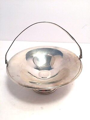 Old Wallingford Sterling Silver 4117 ~ Retired~ Rare Stunning!
