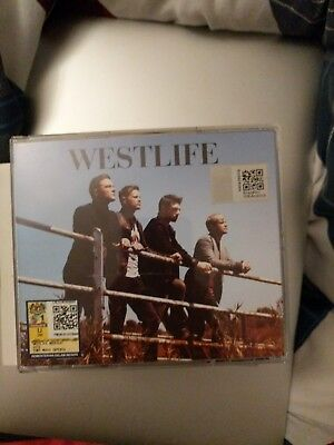 Westlife Greatest Hits Cd Dvd Album Pre Owned