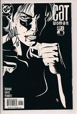 Catwoman #29 Signed by Jimmy Palmiotti W/COA