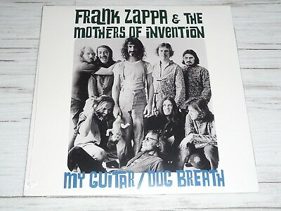 "7"" Frank Zappa & Mothers of Invention   My Guitar  (EU/BPR)"