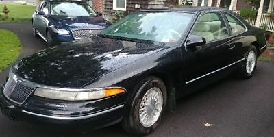 1995 Lincoln Mark Series  1995 Lincoln Mark VIII - Low miles!!!!