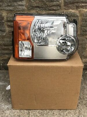 Land Rover Discovery 3 XBC500022 Off Side Drivers Front Headlight