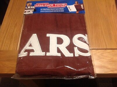 Arse/face Towel - New