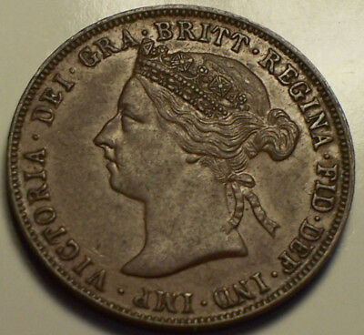 British East Africa Protectorate, 1898 Victoria Pice. 6,400,000 Mintage.