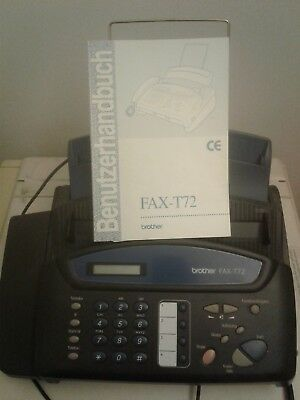 brother Faxgerät FAX-T72