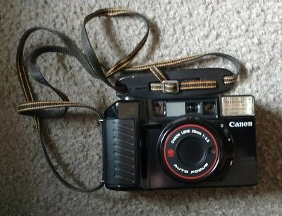 Canon Sure Shot 35mm Film Camera