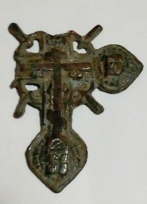 Byzantine Cross Artifact