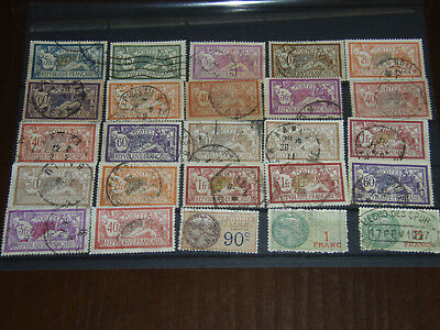 old  stamps    France  USED №2