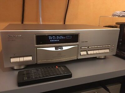 Pioneer PD-S 801 goldsilber CD Player