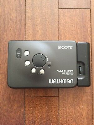 Sony Walkman Wm-Ex707