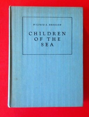 1940 vint BOOK Afro Am BLACK interest FLORIDA Children of the Sea DOLPHIN Bolton