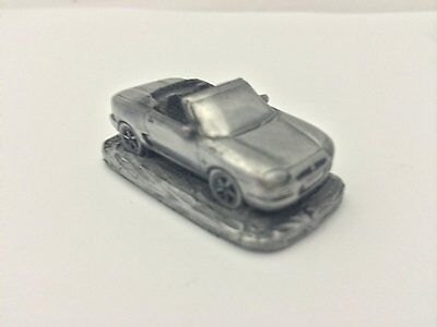 MGF ref143 Pewter Effect 1:92 Scale model car
