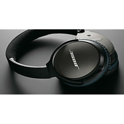Bose QC25 Noise Cancelling Headphones Black - For Android