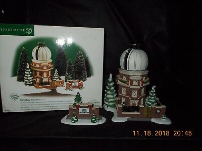 Dept. 56 Dickens Village - The Old Royal Obseratory - Set of 2 - #58453