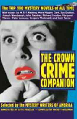 The Crown Crime Companion: The Top 100 Mystery Novels of All Time: By Mystery...