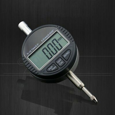 High Precision Electronic Digital Dial Indicator Probe Indicator Gauge New VC