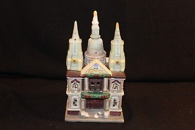 Cathedrals of the World St. Paul's London Illuminated Porcelain