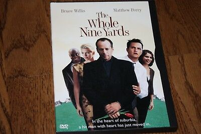 The Whole Nine Yards (Widescreen/Full Sc DVD) Bruce Willis, Matthew Perry