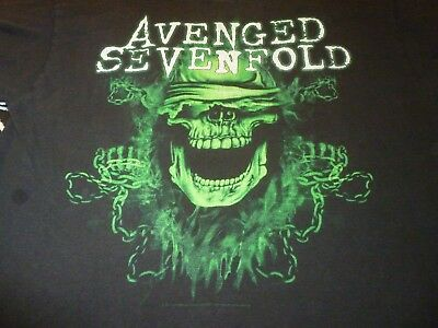Avenged Sevenfold Shirt ( Used Size L ) Used Condition!!!