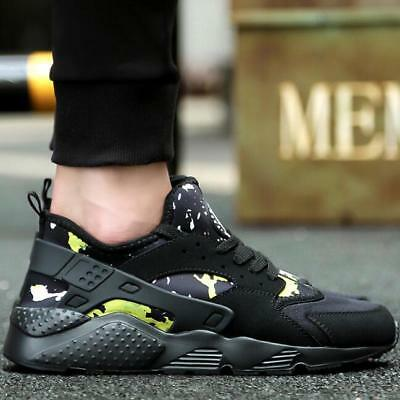 huge discount 46417 e9aae Plus Air Huaraches Men Comfortable City Running Trainers Sneakers Triple  Shoes