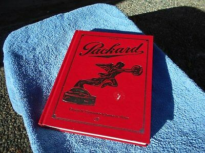 PACKARD (complete history and every Packard ever made)