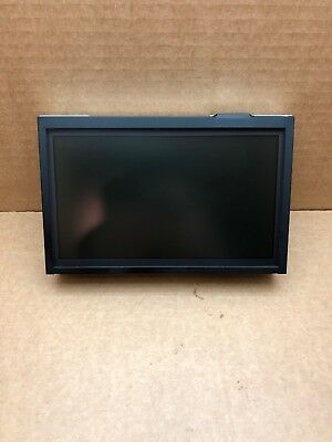LCD color info touch display screen information  screen OC14M986