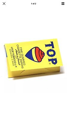 24 Pack Lot Of Top Cigarette Rolling Papers 100 Leaves Per Pack 2400 Leaves