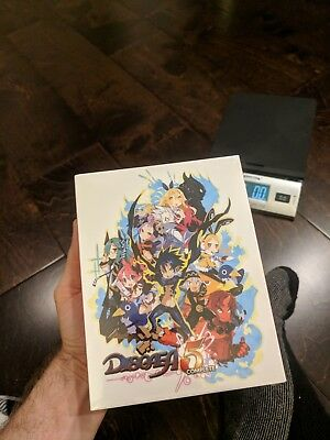 Disgaea 5 Complete - Nintendo Switch - Limited Edition Bundle - NEW & Sealed NIS