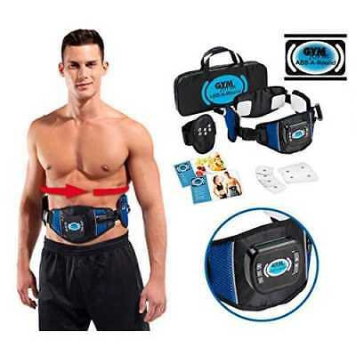 Gym Form Abs ARound Muscle Electrostimulator Massaging Toning Sculpts