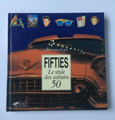 Pearche: FIFTIES LE STYLE DES ANNEES 50, book Buch